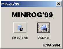 Start MINROG'99